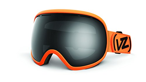 VonZipper Fishbowl Goggles, Flash Orange/Black - Vz Eyewear