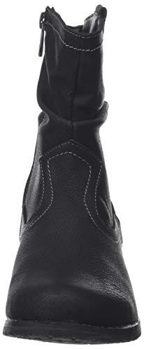 Donna Stivali 585200330 00001 Schwarz Tom Tailor black xqwtT