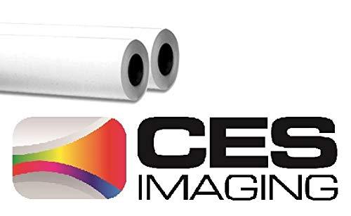 PM Company Papel para inyección de tinta de formato ancho Amerigo, 20 libras, núcleo de 3 pulgadas, 24 pulgadas x 500 pies, 2 por caja (PMC09124)