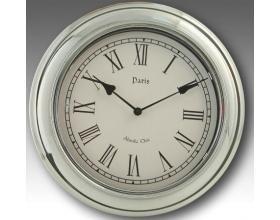 Rejo pared Suska 1020-8581920 -Reloj para pared de corte clasico(35,5cm diametro), metal: Amazon.es: Hogar
