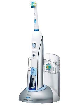 ブラウン オーラルB 電動歯ブラシ デンタプライド デラックス D255264 B000JZN256