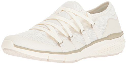 Dr. Scholl's Women's Envy Sneaker, Gardenia Mesh, 9 Medium US