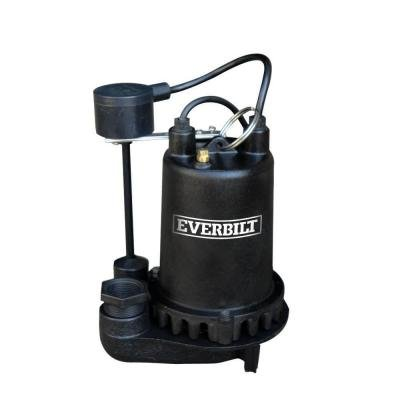 Everbilt 3/4 HP Professional Sump Pump PSSP07501VD ()