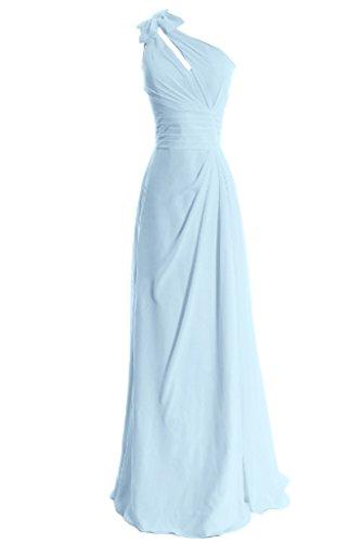 TOSKANA BRAUT - Vestido - trapecio - para mujer Bleu - Hell Himmel Blau