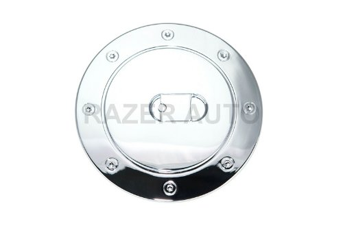 cadillac escalade fuel door - 6
