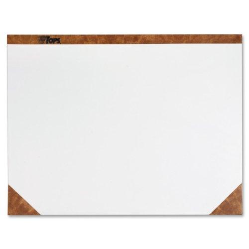 TOPS Plain Paper Sheets Desk Pads (7951)