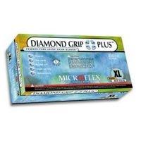 PT# DGP-350-XL PT# # DGP-350-XL- Glove Exam PF Latex XL Natural Color Diamond Grip Plus 100/Bx by, Microflex (Kevlar Plus Gloves)