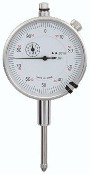 Cen-Tech 1 Travel Machinist's Dial Indicator by Cen-Tech by Cen-Tech