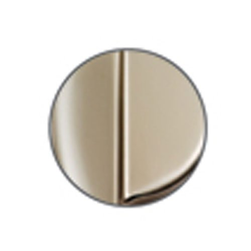 chic Jaclo 831-PN Fixed Square Top Drain No Overflow, Polished Nickel