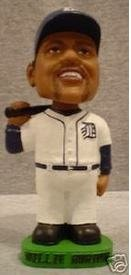 WILLIE HORTON DETROIT TIGERS BOBBLEHEAD (Tigers Detroit Park Stadium Comerica)