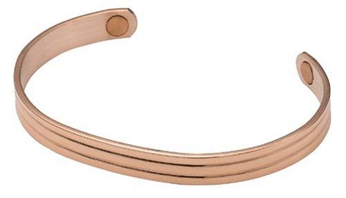 (Sabona Copper Classic Magnetic Bracelet, Size M)