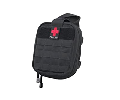 Tactical First Aid Kit: Smittybilt 769541 First Aid Storage Bag by Smittybilt
