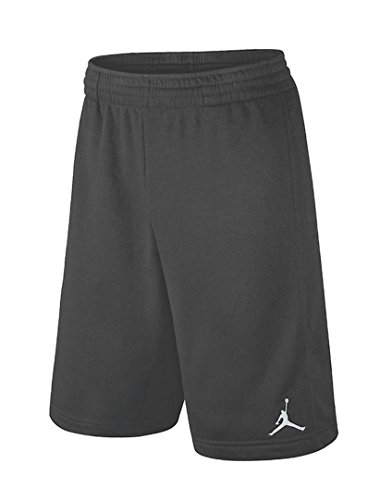 Nike Air Jordan Dri Fit Big Boys 8-20 Basketball Shorts Grey Size X-Large