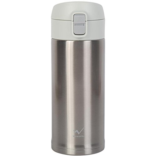 Wawavita 16 Ounce 450ML Stainless Thermos product image