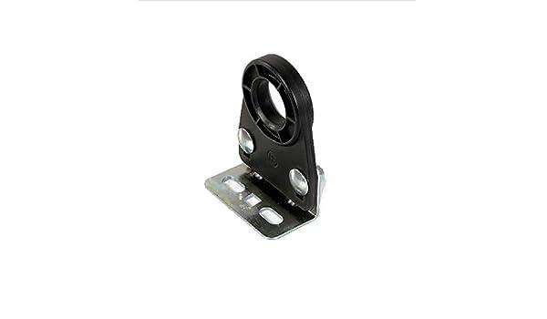 Recambio para puerta seccional: Placa de apoyo ajustable de plástico, de 1