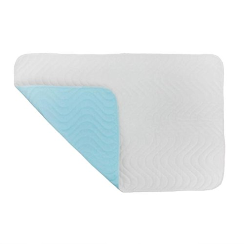 Starsource Polyester Cotton Waterproof Reusable Super Absorbent Baby Infant Urinal Pad Cover Mat Mattress Pad Older Incontinence Underpad 70CM*45CM by BXT