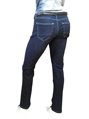 Truth Trust Amor ATT Bleu Fonc amp; Femme Jeans tTPnqR