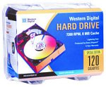 (Western Digital 120 GB EIDE Hard Drive with 8MB Cache )