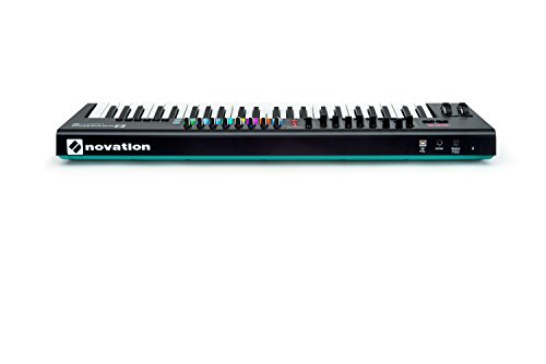 Novation Launchkey 49 USB Keyboard Controller for Ableton Live, 49-Note MK2 Version by Novation (Image #2)
