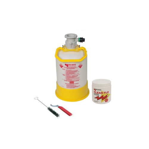 Micromatic M5-801147-CK 5 Litre Pressurized Cleaning Kit - D System, N/A