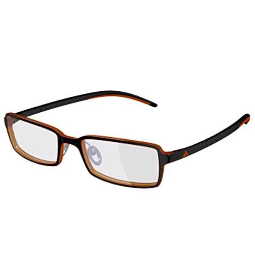 Eyeglasses Adidas Lite Fit Full Rim SPX A 691 6064 brown matte