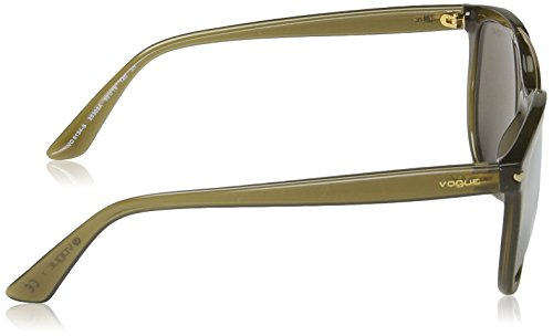 Vogue Sonnenbrille (VO5134S) OPAL OLIVE GREEN