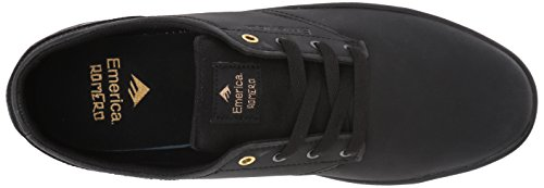 Chaussures Laced Skateboard Homme Romero The Noir de Emerica q1txTwSHF