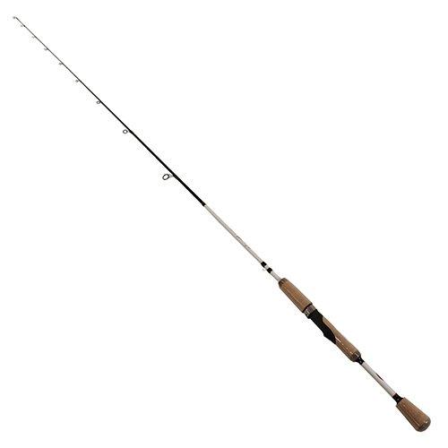 6' Performance Series (Lews Fishing WMPSS60ML Wally Marshall Pro Rod, 6', 1Piece, Medium/Light Power, Medium Action)