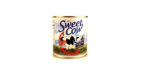 Amazon.com : jans sweet cow sweetened condensed creamer (leche condensada azucarada llenada) - 13.23oz [24 units] (838452003535) : Grocery & Gourmet Food