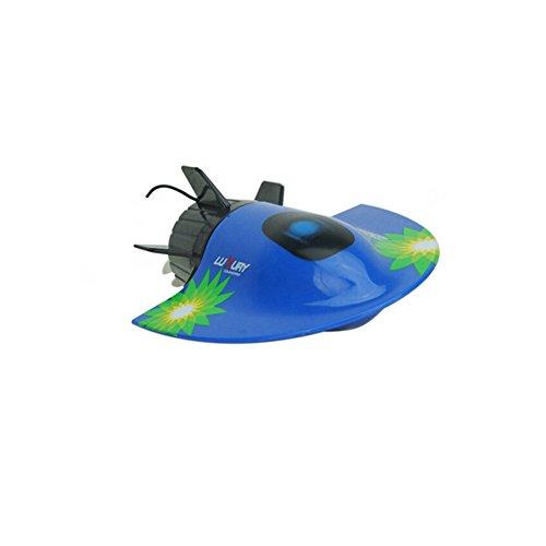 Review RedDhong Mini RC Submarine