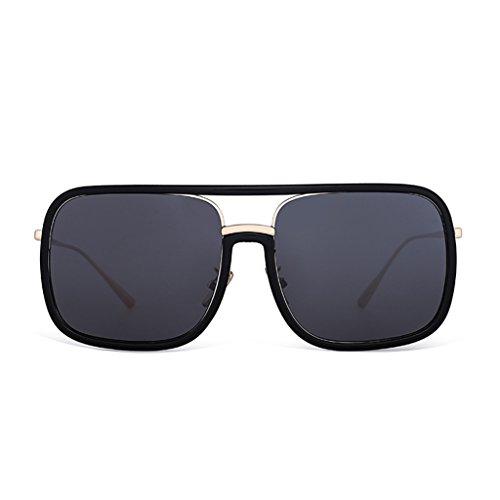 数学者外向き条約YUBIN 新しいセレブリティ同じ段落サングラス女性の性格の潮流サングラスネット赤い眼鏡性格アバンギャルドの眼鏡 (色 : C)
