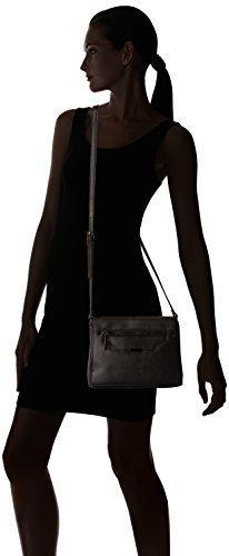 Kayden Nicole Black Body Cross Danielle Bag 5dwO5
