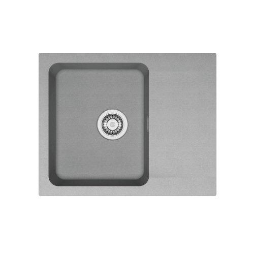 Franke OID 611– 62 114.0476.310 É vier encastrable Orion Tectonite Gris pierre OID 611-62 114.0476.310