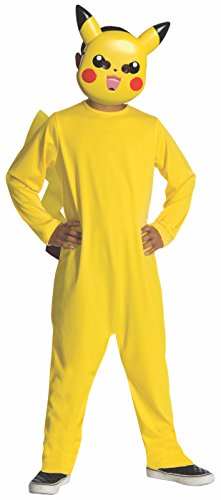 Pokemon Child's Pikachu Costume - One Color - Toddler