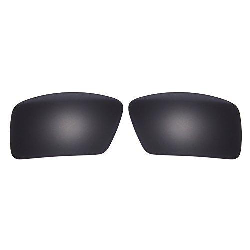 - NicelyFit Polarized Replacement Lenses for Oakley Eyepatch 2 Sunglasses Glass Frame (Black)
