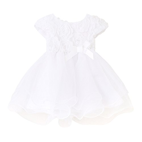 Mes Del Halloween (Sooxiwood Baby Girls Dress Flower Princess Party Size 12M)
