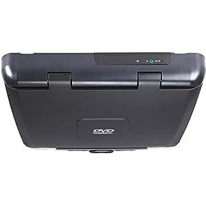 "AUDIOVOX AVXMTG13UA 13"" Digital Overhead LED Backlit Monitor DVD/USB/SD Player"