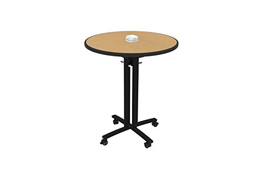Nomad by Palmer Hamilton RELOAD Mobile T - Maple Pub Table Shopping Results