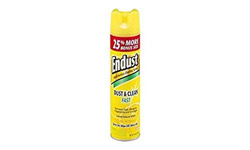 Endust Dust Cleaner - Endust Furniture Spray Lemon Scent 12.5 Oz - 1 Can
