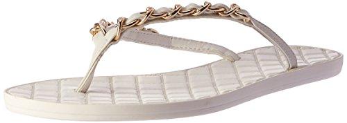 Aerosoles Women's Isabella Flip Flop White