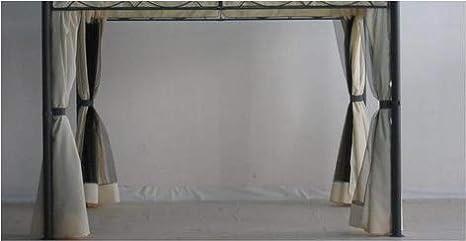 Amicasa set tende per gazebo modello oregon metri amazon