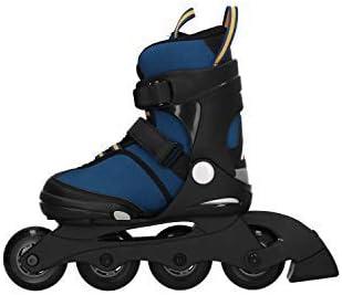 K2 Cadence Inline Skates Kinder I Inliner f/ür Jungen I Rollerblades Boys I Inliner f/ür Kinder Mehrfarbig I Rollschuhe Jungen I Kinder Inliner verstellbar