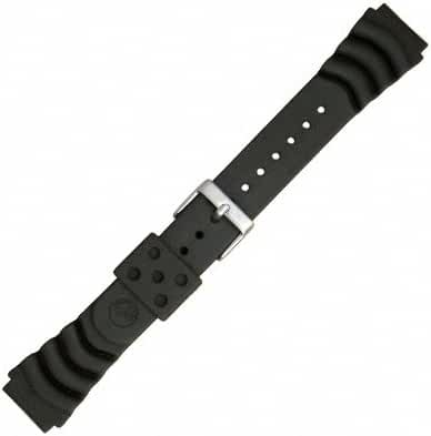 Genuine Synthetic Rubber Black