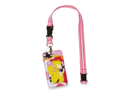 All For Color Cotton Blossom Lanyard