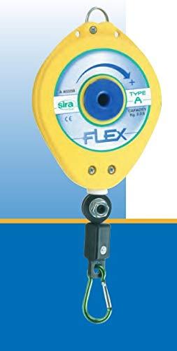Bilanciatore a molla per supporto utensili sira flex sf.1 2