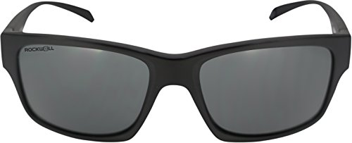 Rockwell Time Pompei Sunglasses, Black - Rockwell Sunglasses