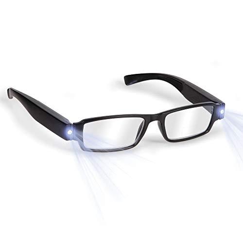 Led Reading Light For Glasses in US - 3