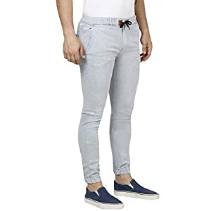 Urbano Fashion Men's Slim Fit Joggers