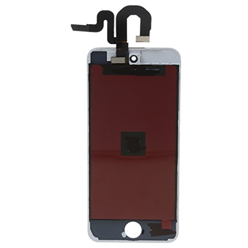 Homyl LCD Display Screen Display Panel Digitizer Replaceed Kit for iPod Touch 5 White by Homyl (Image #8)