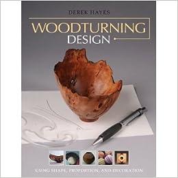 Book Woodturning Design byHayes